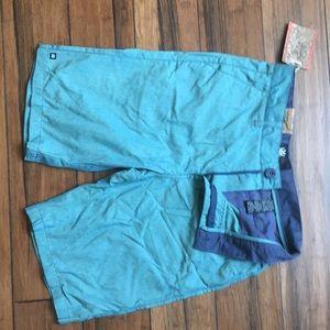 Boys shorts, sz 16, Micros LA, new with tag